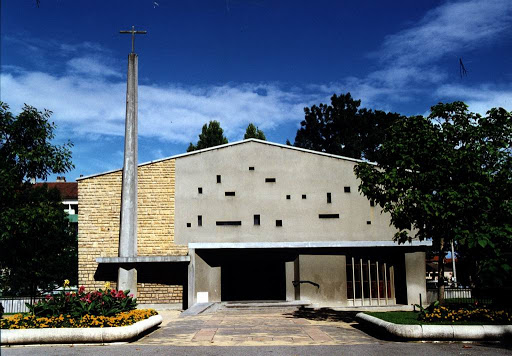 photo de La Roue (église Copte Orthodoxe)