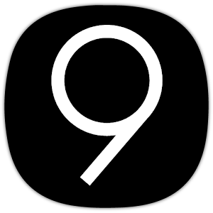 S9 Dark Black AMOLED UI - Icon Pack For PC / Windows 7/8/10 / Mac – Free Download