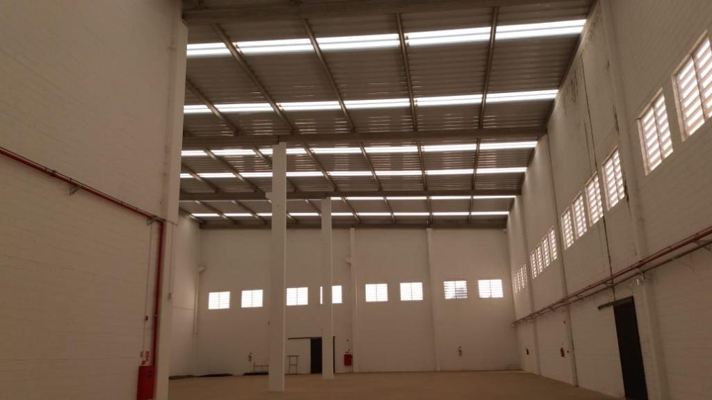 Galpão para alugar, 1625 m² por R$ 25.000,00/mês - Parque Industrial III (Fazenda Grande) - Jundiaí/SP