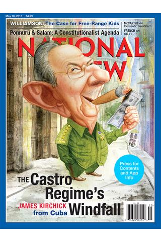 National Review - screenshot