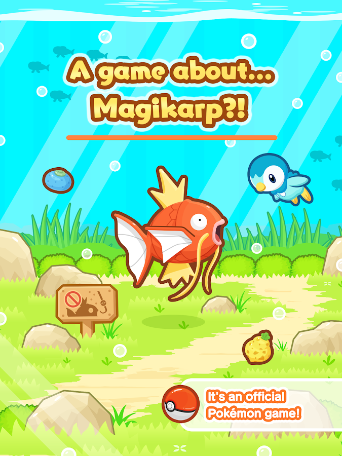 Pokémon: Magikarp Jump Screenshot 10