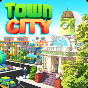 Town City - Village Building Sim Paradise Game For PC (Windows & MAC)