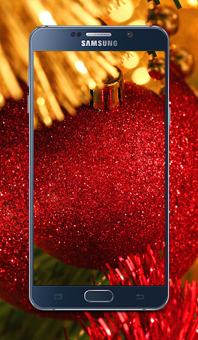 android Christmas New year Wallpapers Screenshot 3