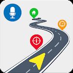 Voice GPS Navigator, GPS Navigation Map Locater Icon