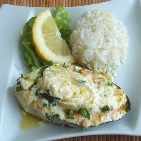 Salmon With Cream