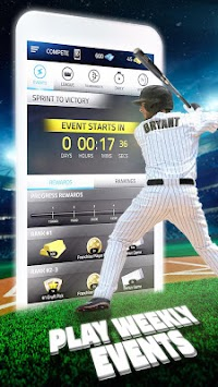 TAP SPORTS BASEBALL 2016 apk screenshot