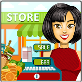 Free Supermarket Cashier Tycoon Fun APK for Windows 8