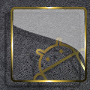 Golden Glass Nova Launcher theme Icon Pack For PC / Windows 7/8/10 / Mac – Free Download