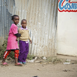 Nairobi Children by Chiara Maioni - People Street & Candids