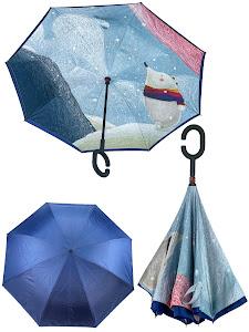 "Зонт ""Принт"", 8796"