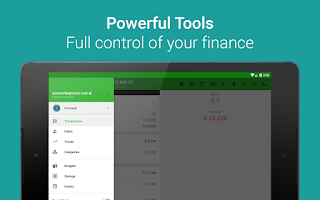 Screenshot of Money Lover - Expense Manager