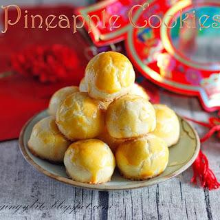 Pineapple Tarts Milk Powder Recipes