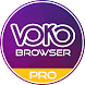 VOKO Web Browser PRO - Discover the Web