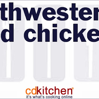 Southwestern Fried Chicken