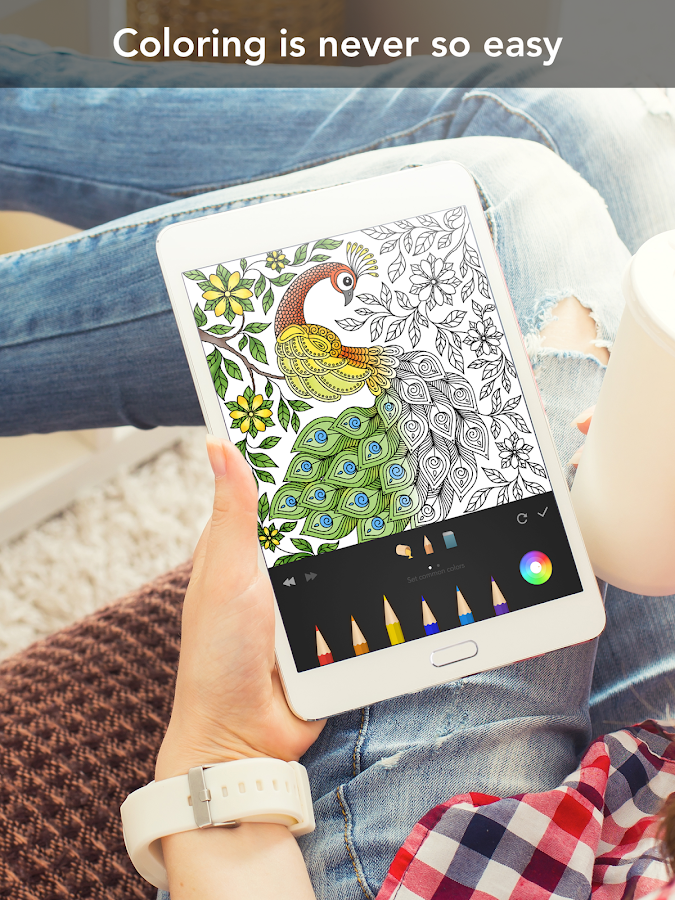 Garden Coloring Book Screenshot 8