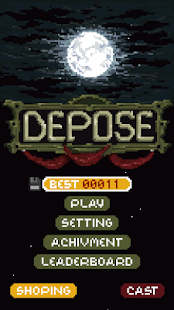 Depose - screenshot