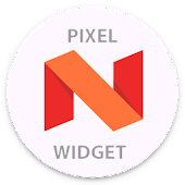 Download Pixel Widget -The Pill Weather APK on PC
