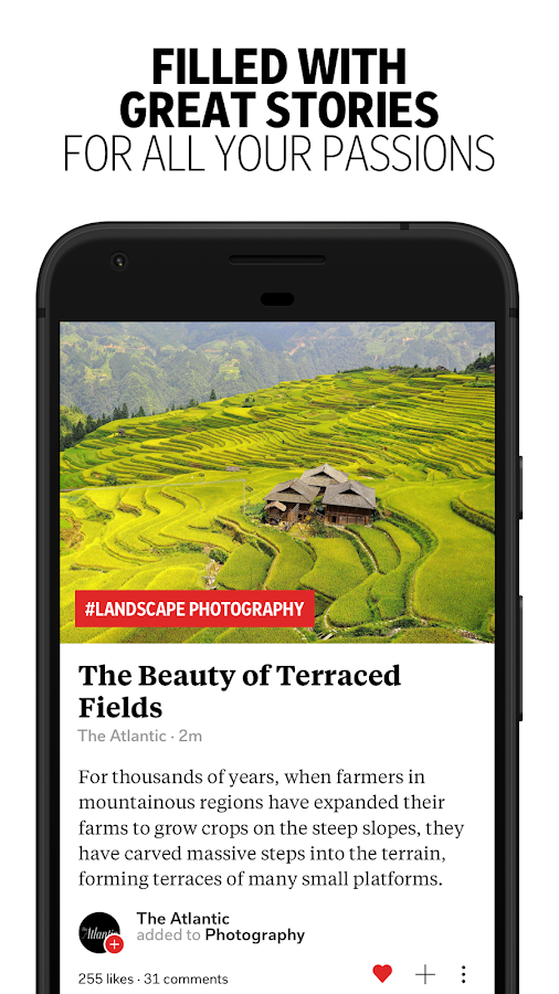 Flipboard: News For Any Topic Screenshot 2