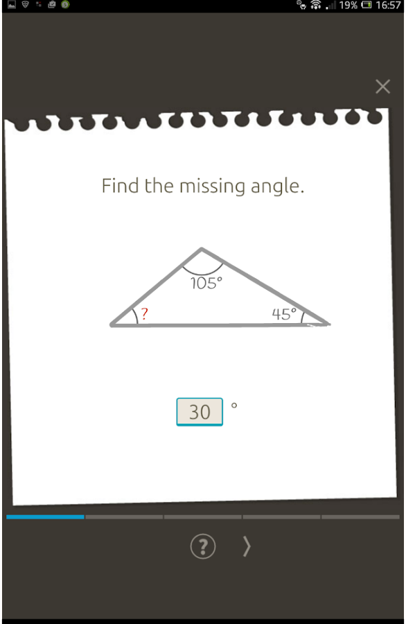 Key Stage 2 Maths Screenshot 5