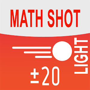 Math Shot Light 20