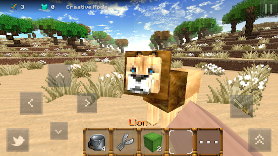 Game Savanna Craft APK for Kindle