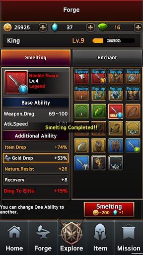 DAM (Dragon & Maze) - screenshot