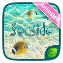 Seaside Animated Go Keyboard Theme 4.2 APK Download