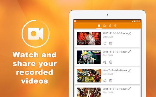 DU Recorder – Screen Recorder, Video Editor, Live screenshot 10