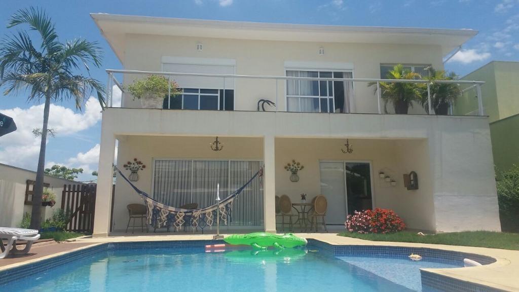 Casa com 4 dormitórios à venda, 350 m² por R$ 1.300.000 - Condomínio Bosque dos Pires - Itatiba/SP
