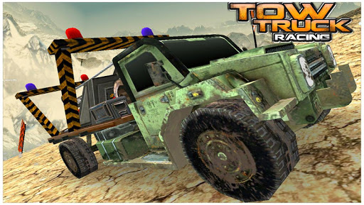 Tow Truck Racing - screenshot
