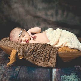Rustic Baby by Sharon Fuscellaro Canale - Babies & Children Babies