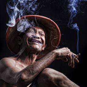 by Ahay Gart - People Portraits of Men ( senior citizen )