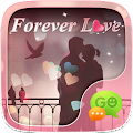 Free GO SMS PRO FOREVER LOVE THEME APK for Windows 8