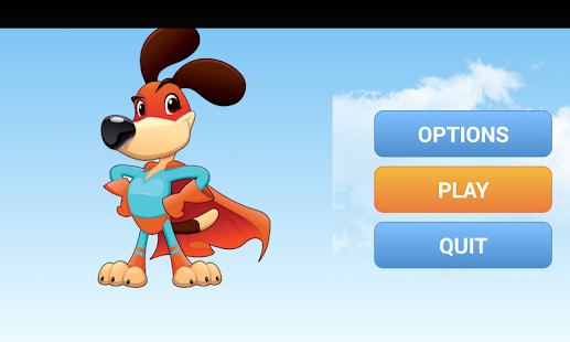 Paw Puppy Dog Fly Patrol - screenshot
