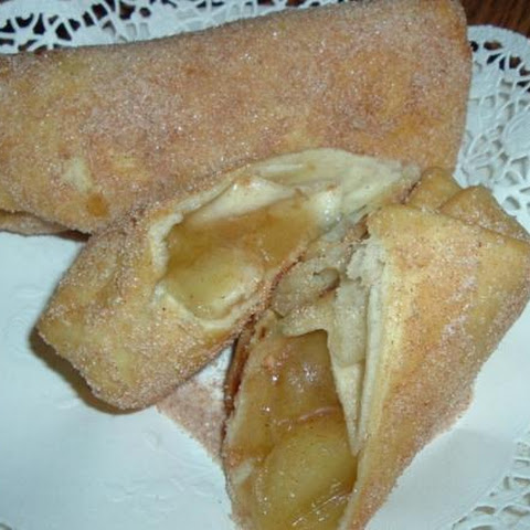 Apple Pie, Deep Fry..