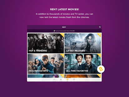 HOOQ APK for Kindle Fire