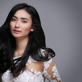 Indonesian Beauty by Piko Prakoso - People Portraits of Women ( putri indonesia, rhesa putri )