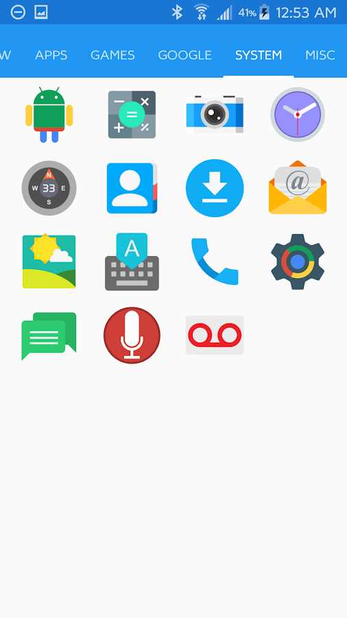 Pure Icon Pack Screenshot 6