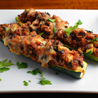 Vegetarian Stuffed Zucchini Recipes
