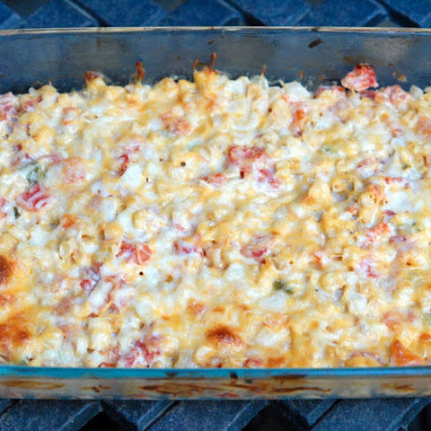 Spicy Hot Corn Dip