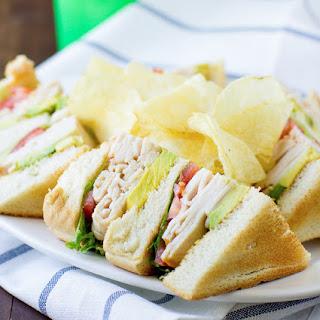 Triple Decker Sandwich Recipes