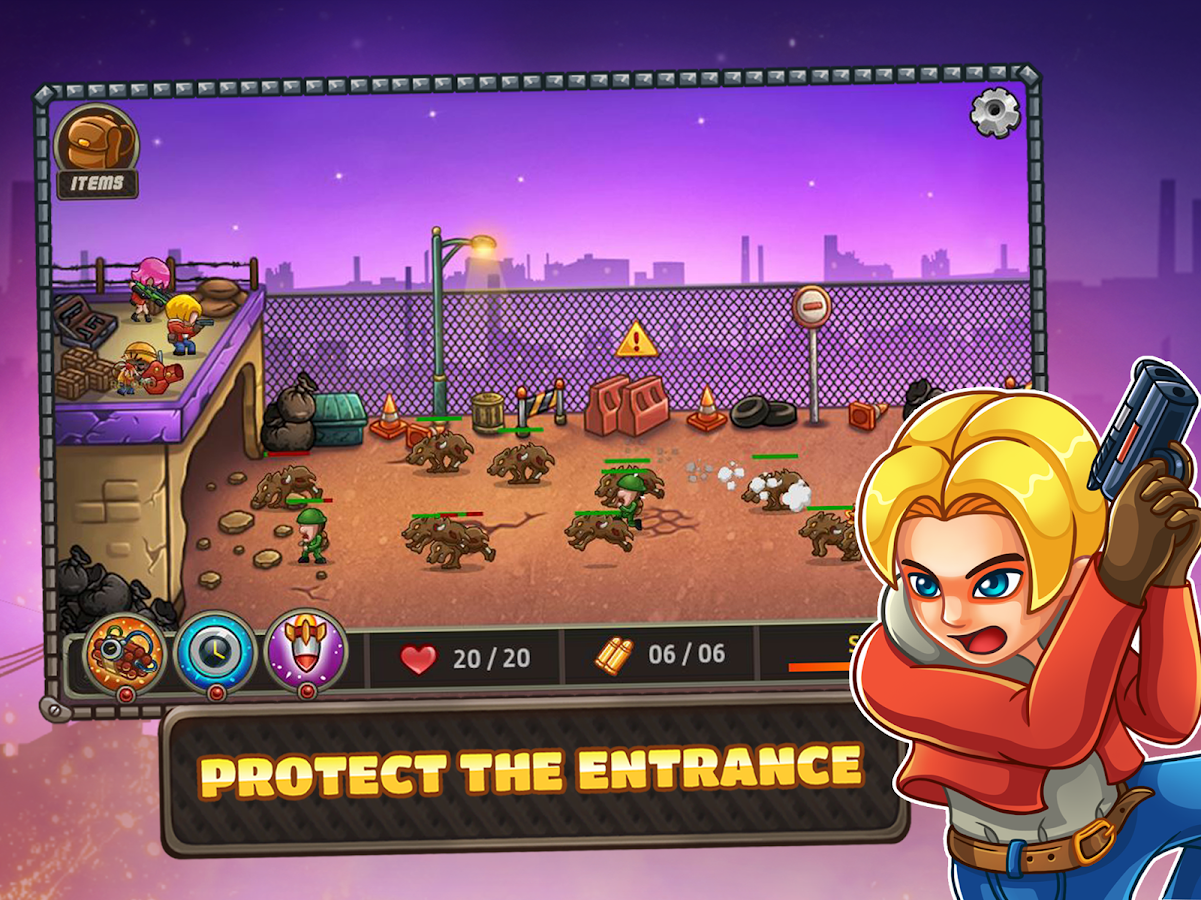 Zombo Buster Rising Screenshot 5