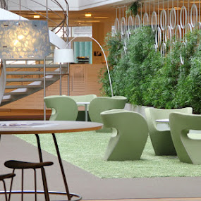 Green Office by Jemmy Kusnandi - Buildings & Architecture Other Interior