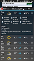Screenshot of FOX19 NOW Cincinnati Weather