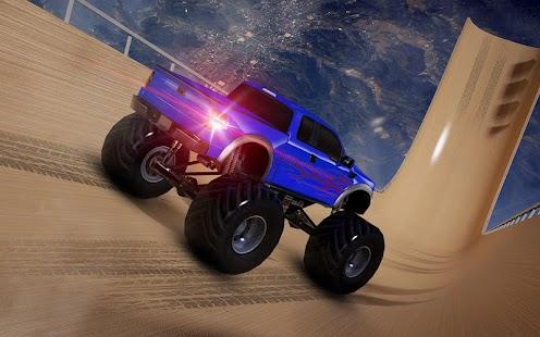 Mega Ramp Grand Impossible Stunts
