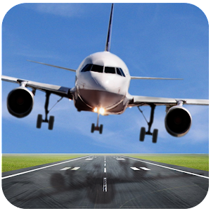 Cover art Plane Driving 3D