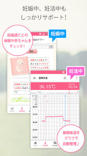 App ラルーン:生理/排卵日予測アプリ、無料で生理日管理・妊活も apk for kindle fire