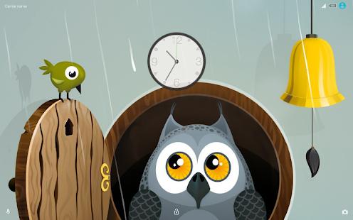App Owl Story Xperia Theme apk for kindle fire