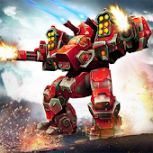 APK Game Clash of Mech Robots for iOS