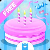 Cake Maker Kids - Cooking Game
